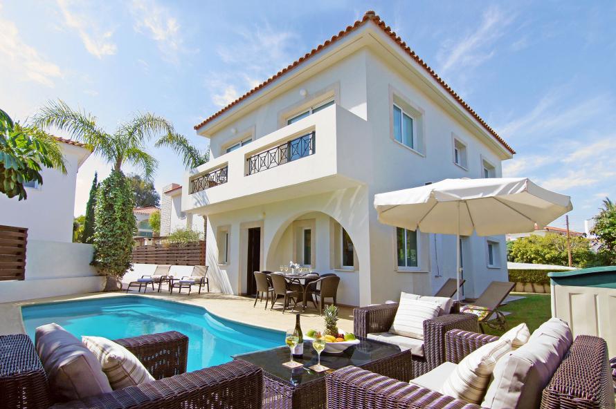 2 Pontou Street, Villa 11, Paralimni,Cavo Greco Area,Protaras,5280 3 Bedrooms With 1 Bathrooms 1 Villa 2 Pontou Street, Villa 11, Paralimni