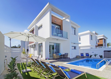 6, Lesvou Street, Kapparis, Alasia Phase B, Villa No5,Kapparis Area,Protaras,5290 3 Bedrooms  With 2 Bathrooms 2 Villa 6, Lesvou Street, Kapparis, Alasia Phase B, Villa No5