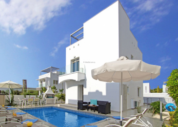 6 Isaak & Solomou, Nissini complex, House No. 19,Nissi Beach Area,Ayia Napa,5330 3 Bedrooms With 1 Bathrooms 1 Villa 6 Isaak & Solomou, Nissini complex, House No. 19