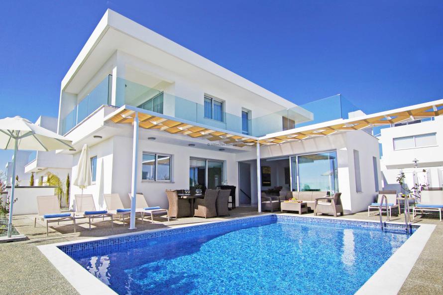 5 Mersinias, Elite Blue No.21,Ayia Napa Resort Center,Ayia Napa,5330 4 Bedrooms  With 4 Bathrooms 4 Villa 5 Mersinias, Elite Blue No.21