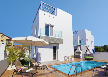 6, Isaak & Solomou,,Nissi Beach Area,Ayia Napa,5330 3 Bedrooms  With 1 Bathrooms 1 Villa 6, Isaak & Solomou,