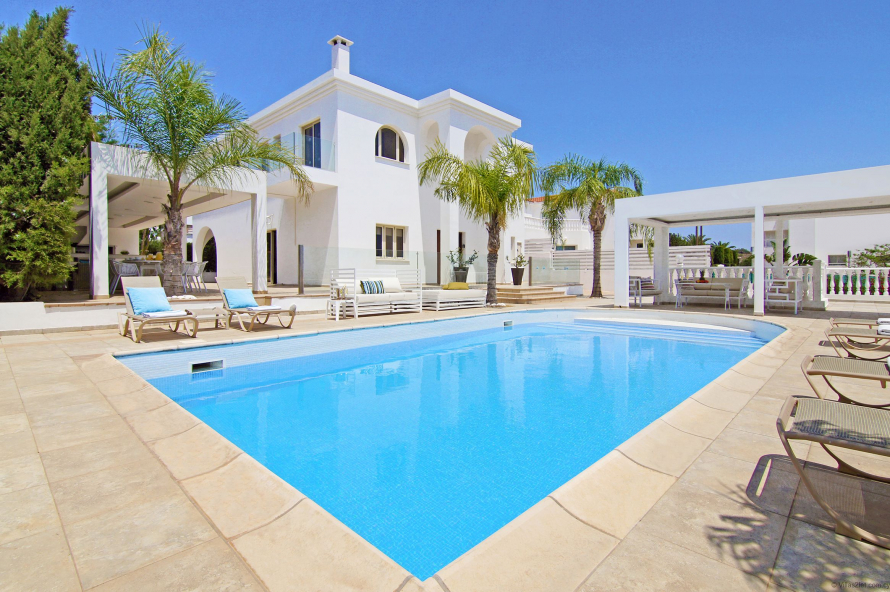 Asklipiou 227-229,Ayia Napa,5286 6 Bedrooms With 2 Bathrooms 2 Villa Asklipiou 227-229