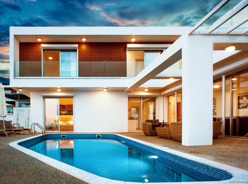 5 Mersinias,Elite Blue No.14, Ayia Napa,Ayia Napa Resort Center,Ayia Napa,5330 3 Bedrooms With 3 Bathrooms 3 Villa 5 Mersinias,Elite Blue No.14, Ayia Napa