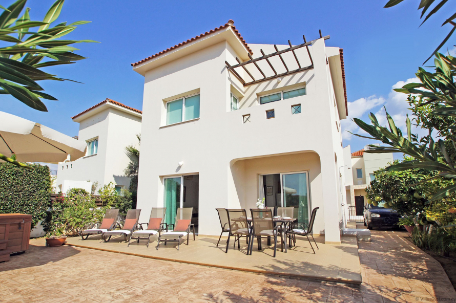 6, Ayia Triada ,Ayia Triada Area,Protaras,5295 3 Bedrooms With 2 Bathrooms 2 Villa 6, Ayia Triada